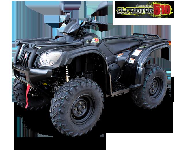 Gladiator RX510 MLE