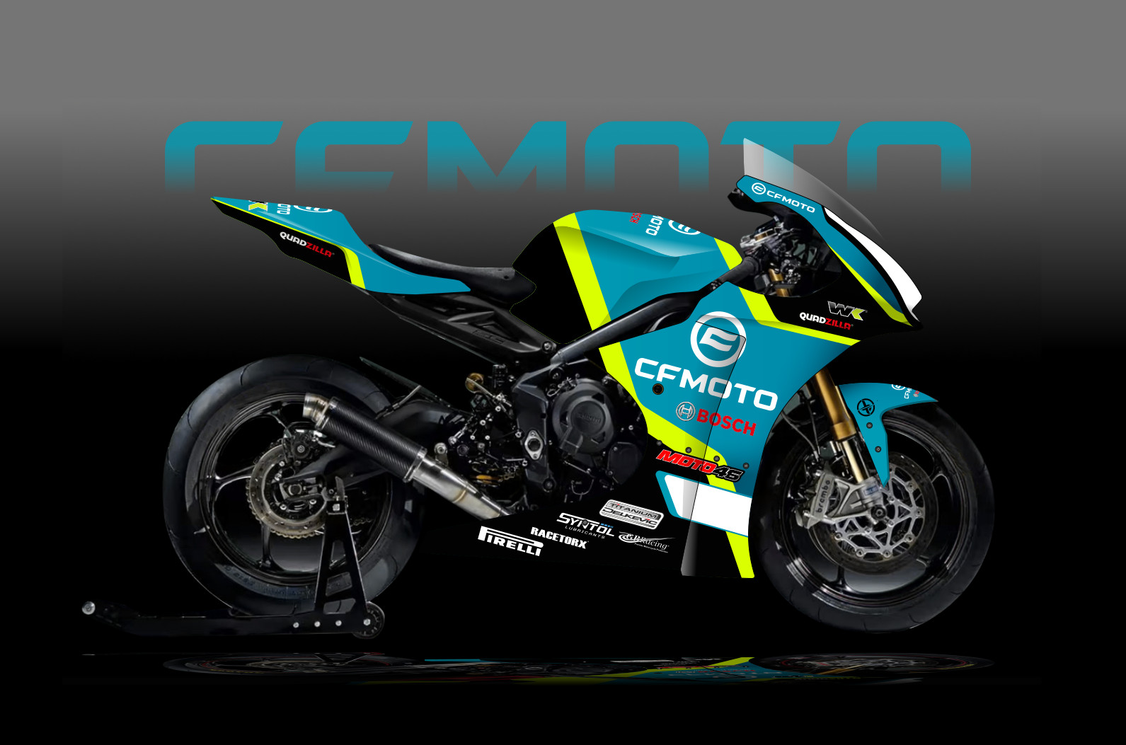 CFMOTO bude sponzorovať preteky NO LIMITS 2021 TWINS CHAMPIONSHIP